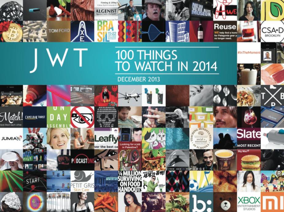 JWT 100 вещей