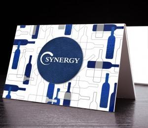 Первые скетчи подарочной открытки 6