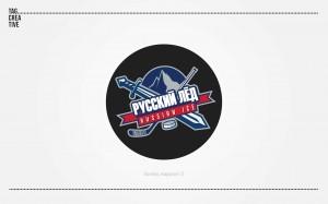 Логотип хоккейной команды  №16