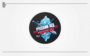 Логотип хоккейной команды  №13