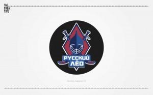 Логотип хоккейной команды  №15