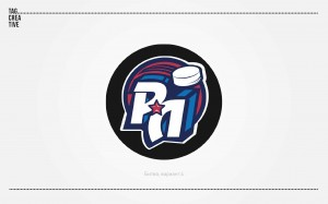 Логотип хоккейной команды  №30