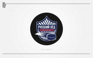 Логотип хоккейной команды  №25