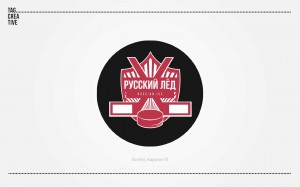 Логотип хоккейной команды  №24