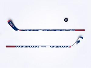 Фирменный стиль хоккейной команды №1